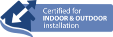 Certified Indoor